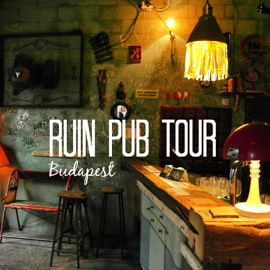 Jung, hip, alternativ: Auf Ruin Pub Tour in Budapest