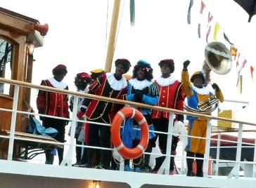 Der Einzug von Sinterklaas