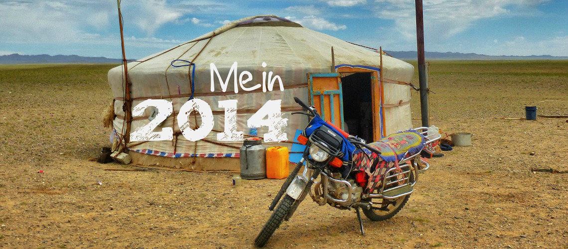 12 Monate, 12 Länder – Jahresrückblick 2014
