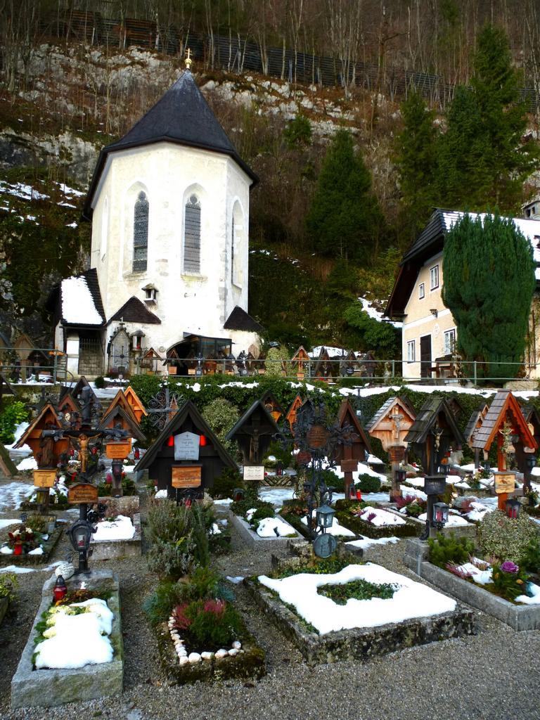 Hallstätter Friedhof
