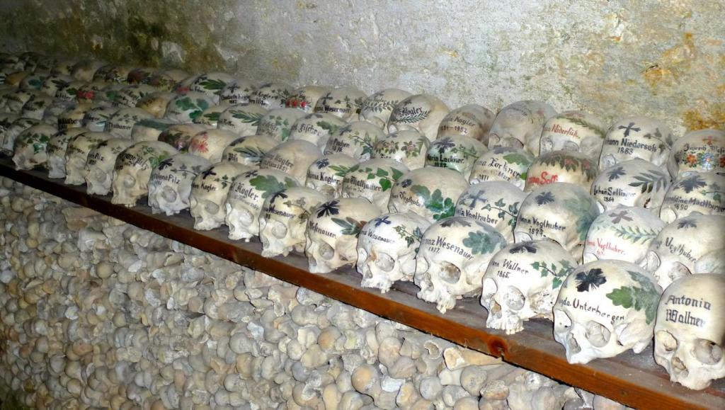Beinhaus Hallstatt
