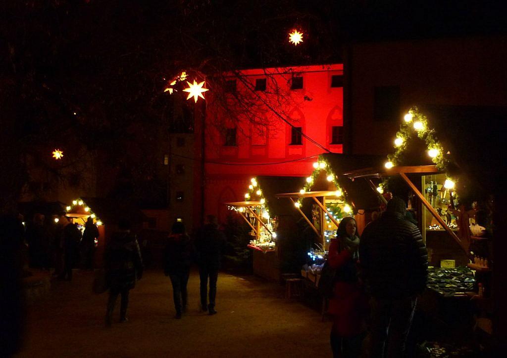Weihnachtsmarkt im Schloss Hohensalzburg