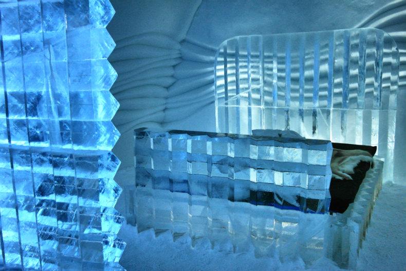 Das Eishotel in Jukkasjärvi 14