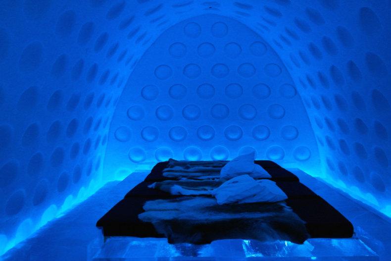 Das Eishotel in Jukkasjärvi: Eine Übernachtung wert? - paradise-found.de