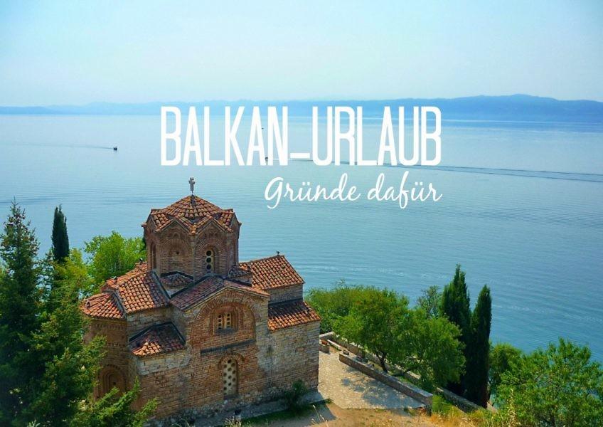 Gründe für den Balkan