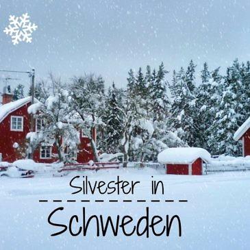Silvester in Schweden