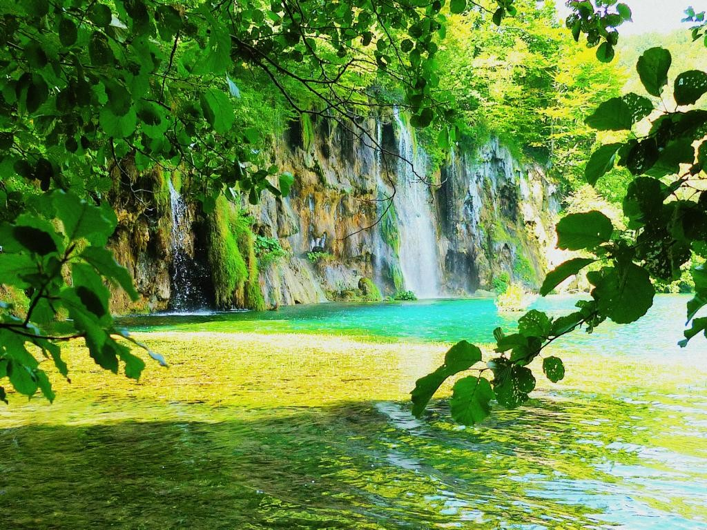 Plitvice Lakes National Park, Kroatien