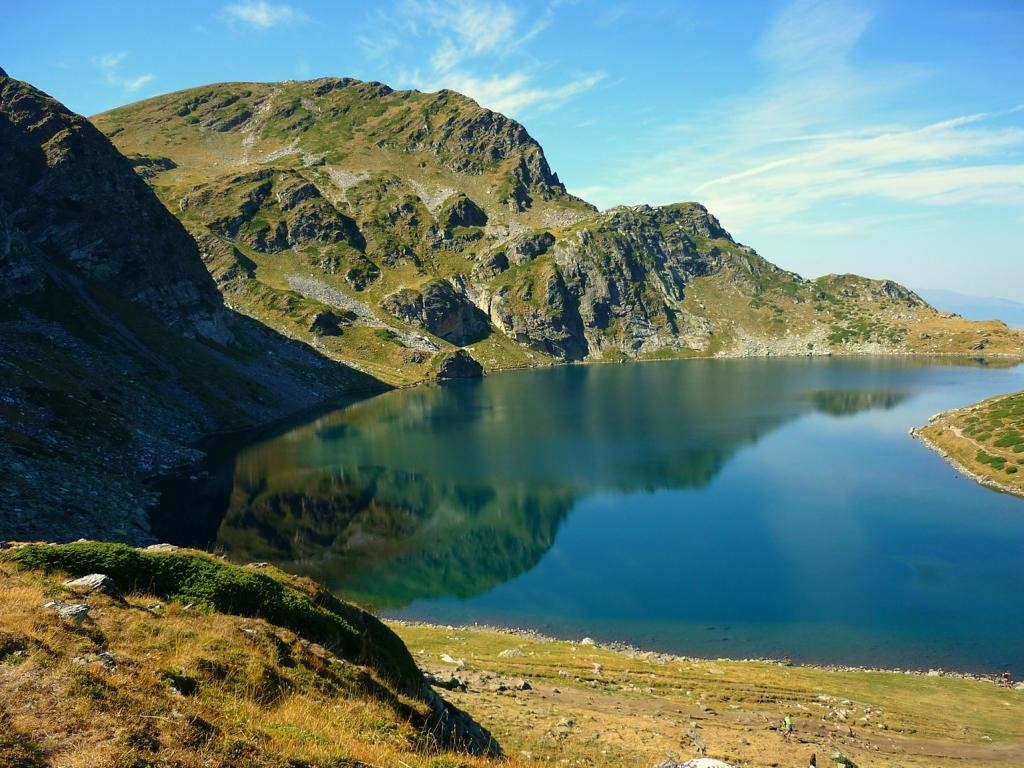 Rila Seven Lakes National Park Bulgarien