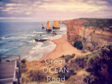 Great Ocean Road - Route