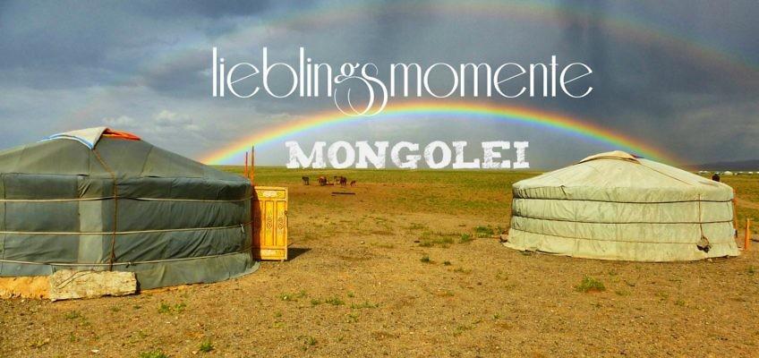Lieblingsmomente in der Mongolei