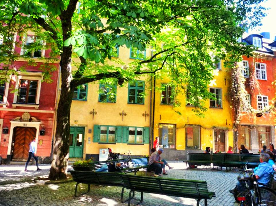 Minikreuzfahrt Stockholm - Tallinn
