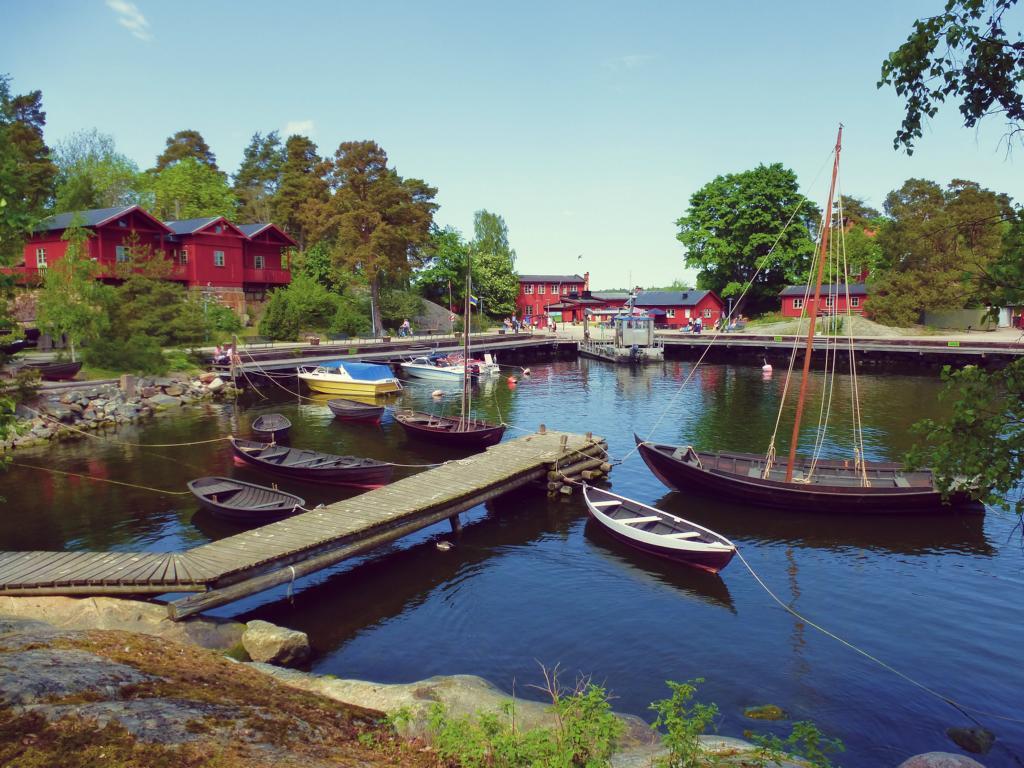 Fjäderholmarna – Idyll in Stockholms Schärengarten5