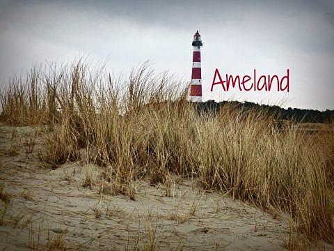 Wellen, Wind und Weite: Ein Wochenende auf Ameland