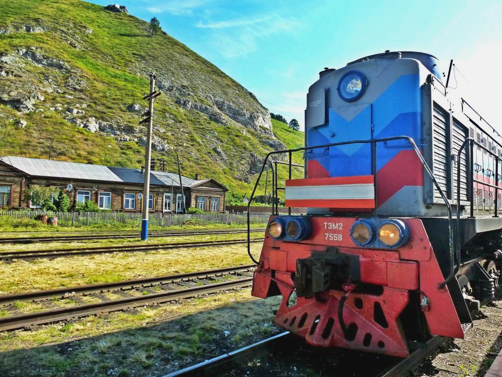 Transsibirische Eisenbahn Mythos vs. Realität