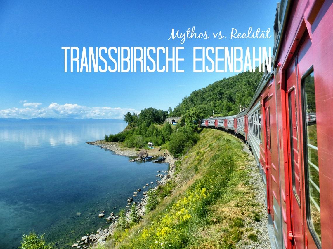 Transsibirische Eisenbahn: Mythos vs. Realität - paradise ...