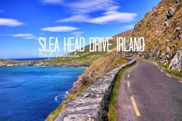Slea Head Drive – die schönste Panoramastraße Irlands