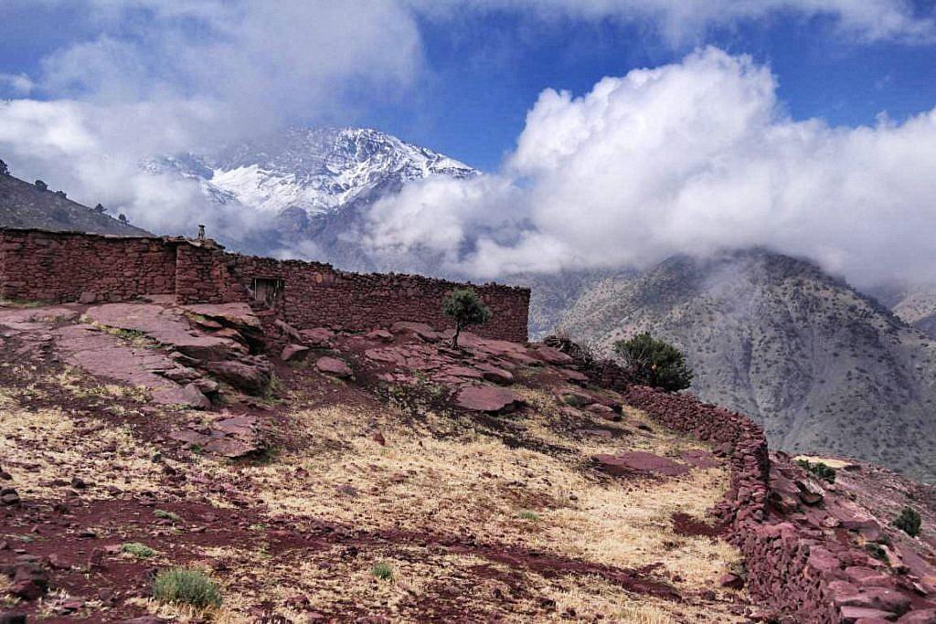 Trekking in Marokko