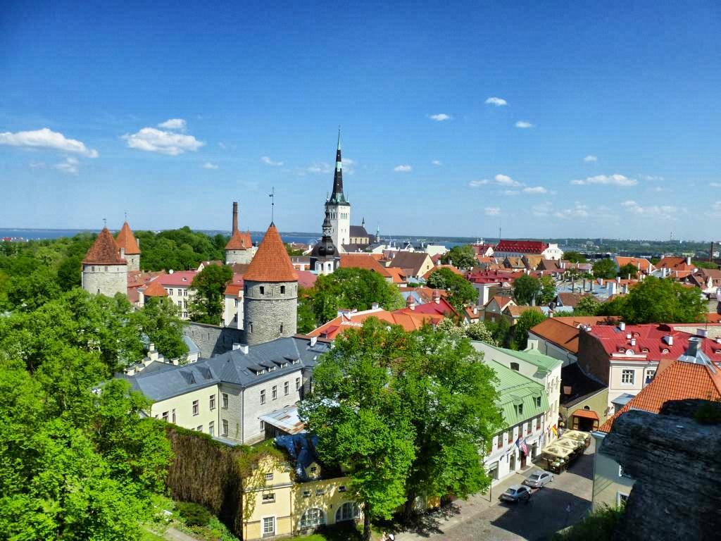 24 Stunden in Tallinn