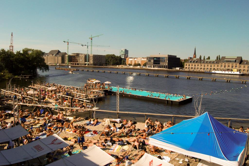Der perfekte Sommertag in Berlin