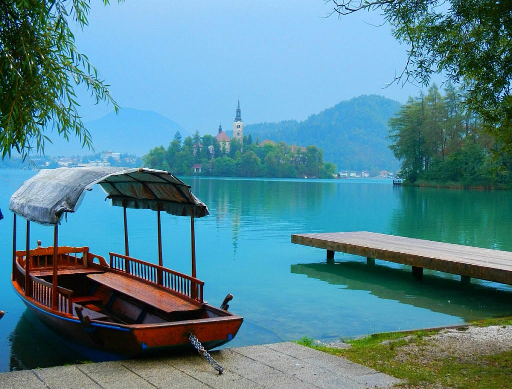 Balkan Road Trip Route