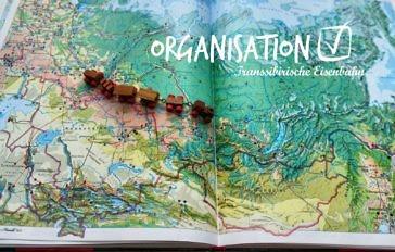 Organisation Transsibirische Eisenbahn: So geht's!