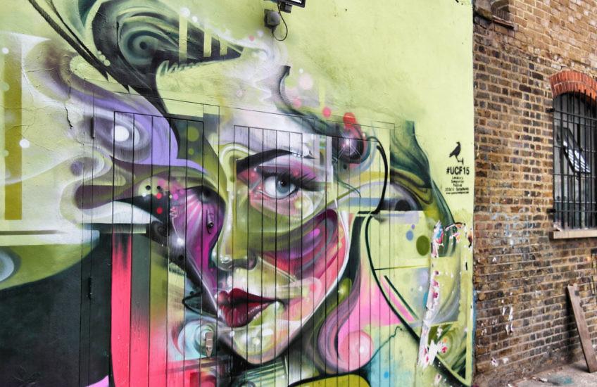 Street Art in London: Auf Entdeckungstour im East End