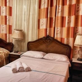 Zimmer in unserem Casa Particular in Havanna