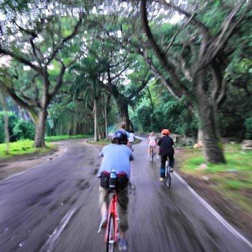 Couchsurfing-Meeting: Fahrradtour durch Havanna