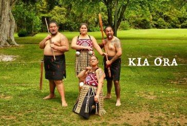 Maori in Neuseeland: Waitangi, Haka und Hongi