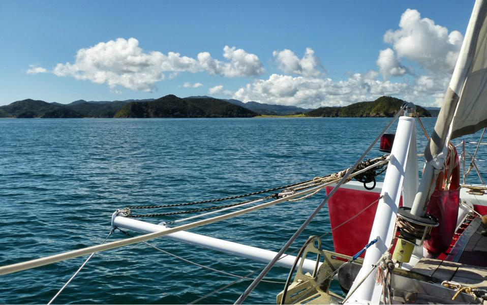 Segeln in der Bay of Islands (13)