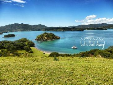 Segeln in der Bay of Islands in Neuseeland: von Trauminseln & Sonnenbrand