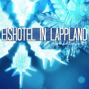 Das Eishotel in Jukkasjärvi Eine Übernachtung wert