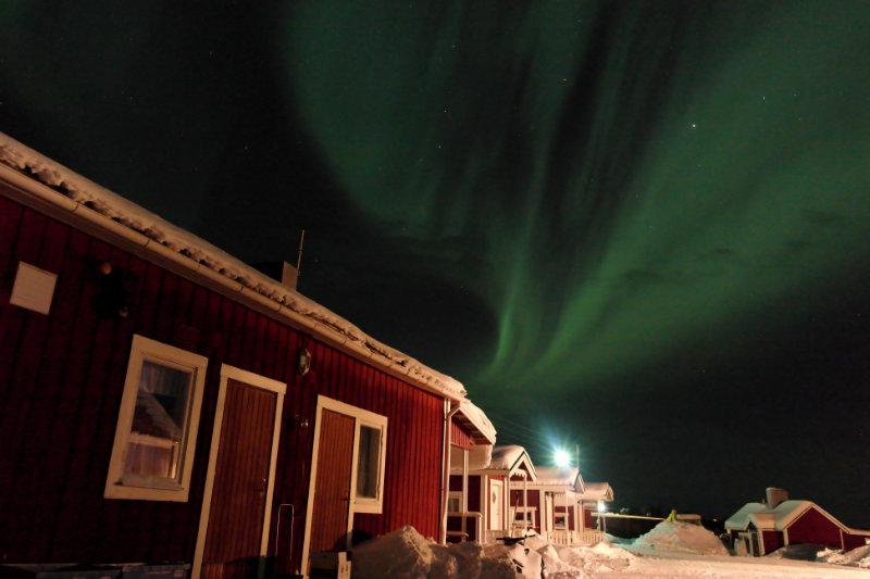 -Schwedisch Lappland Highlights - Polarlichter