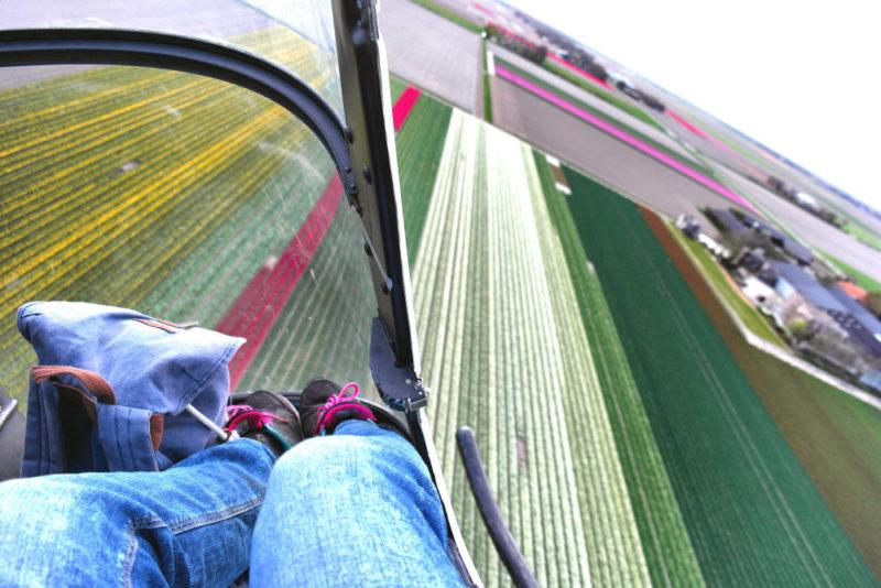 Helkopterflug über die Tulpenfelder (19)
