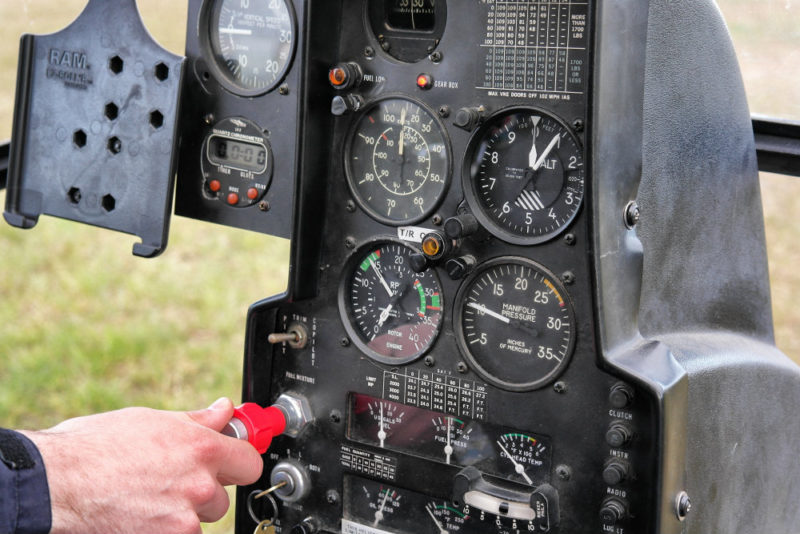 Helkopterflug über die Tulpenfelder (3)