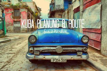 Kuba Rundreise in 2 Wochen