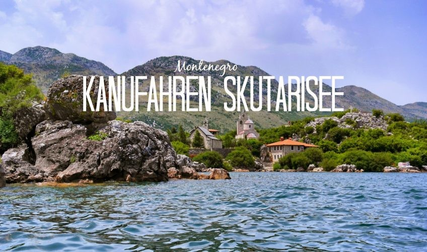 Kanufahren auf Montenegros Skutarisee: Versteckte Klöster & Kaffeeklatsch mit Nonnen