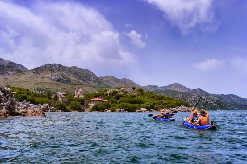 Kanufahren auf Montenegros Skutarisee (17)