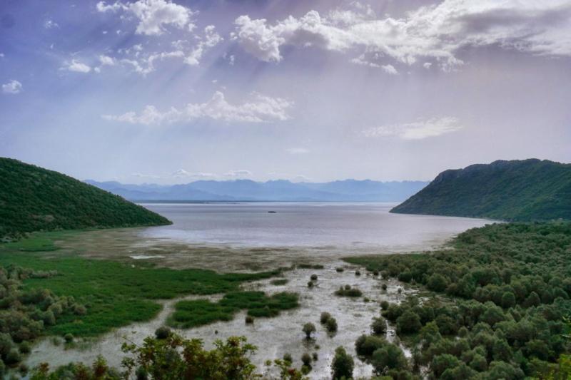 Kanufahren auf Montenegros Skutarisee (2)