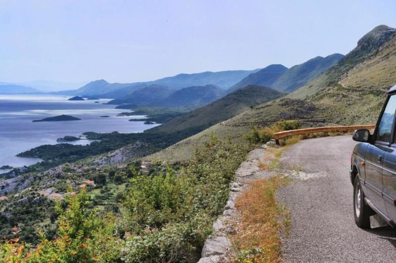 Kanufahren auf Montenegros Skutarisee (3)