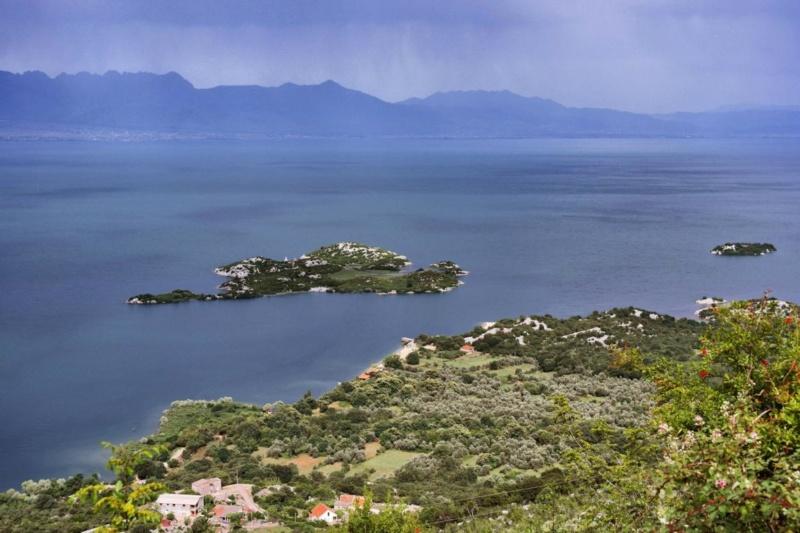 Kanufahren auf Montenegros Skutarisee (41)
