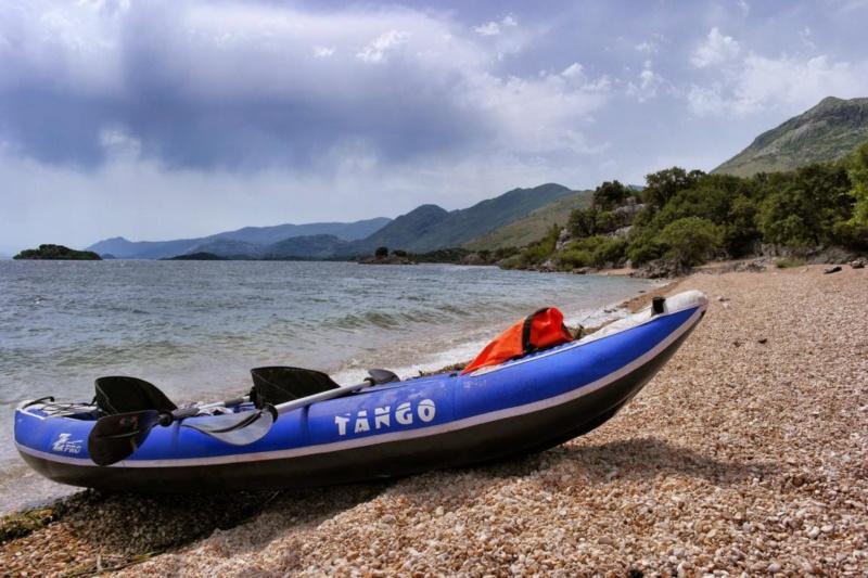 Kanufahren auf Montenegros Skutarisee (9)