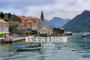 Dubrovnik & Montenegro Road Trip