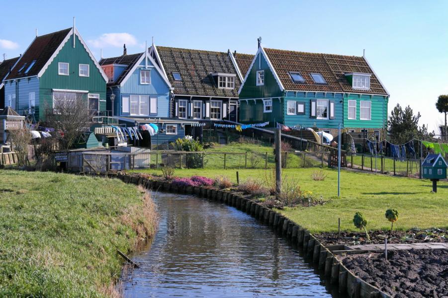Die schönsten Ausflugsziele in Holland - Marken
