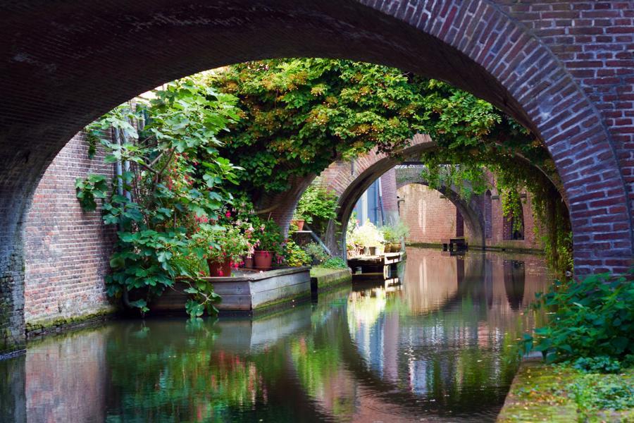 Die schönsten Ausflugsziele in Holland - Utrecht
