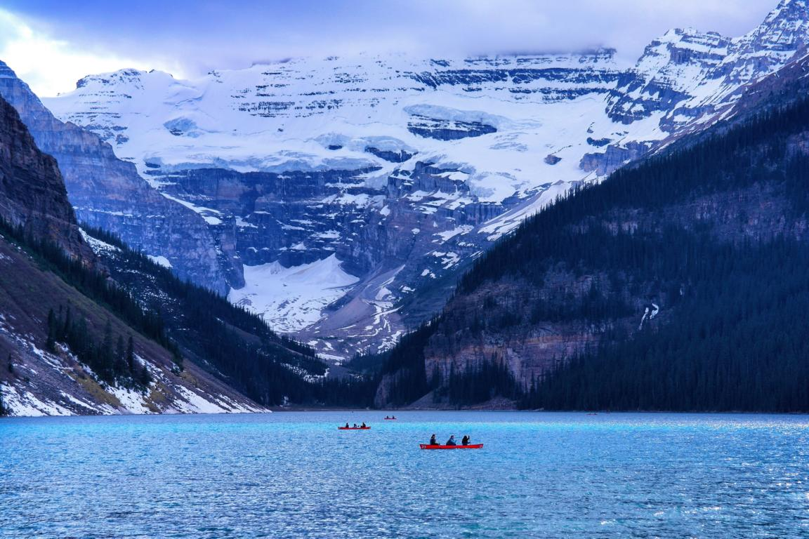 Westkanada Highlights in 2 Wochen - Lake Louise