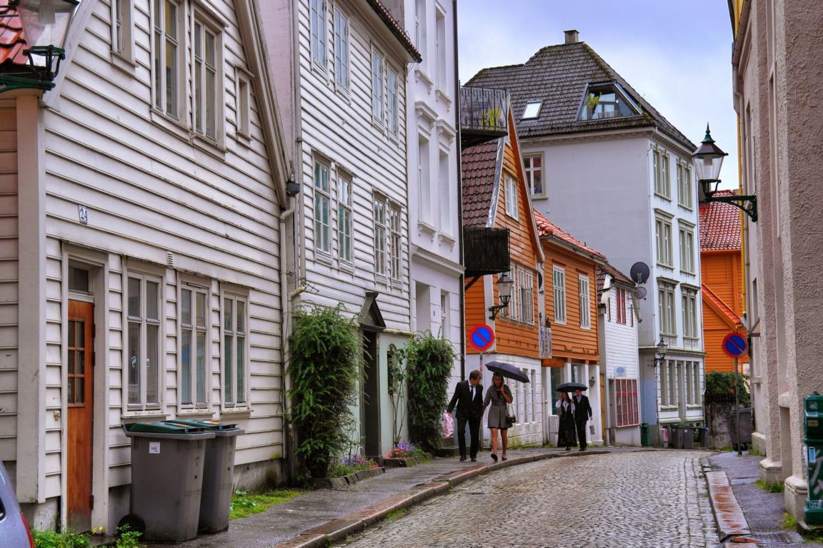 Norwegen-Kurztrip in 5 Tagen - Bergen