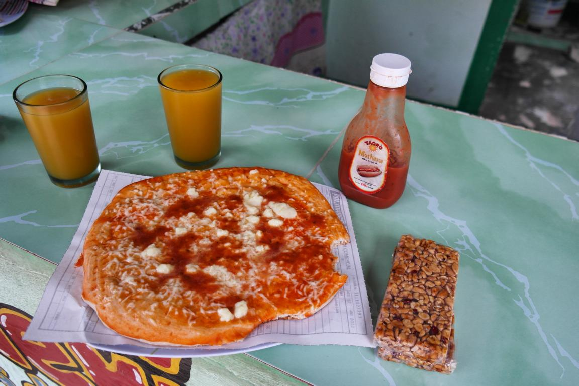 Reisevorbereitung Kuba - Günstig essen