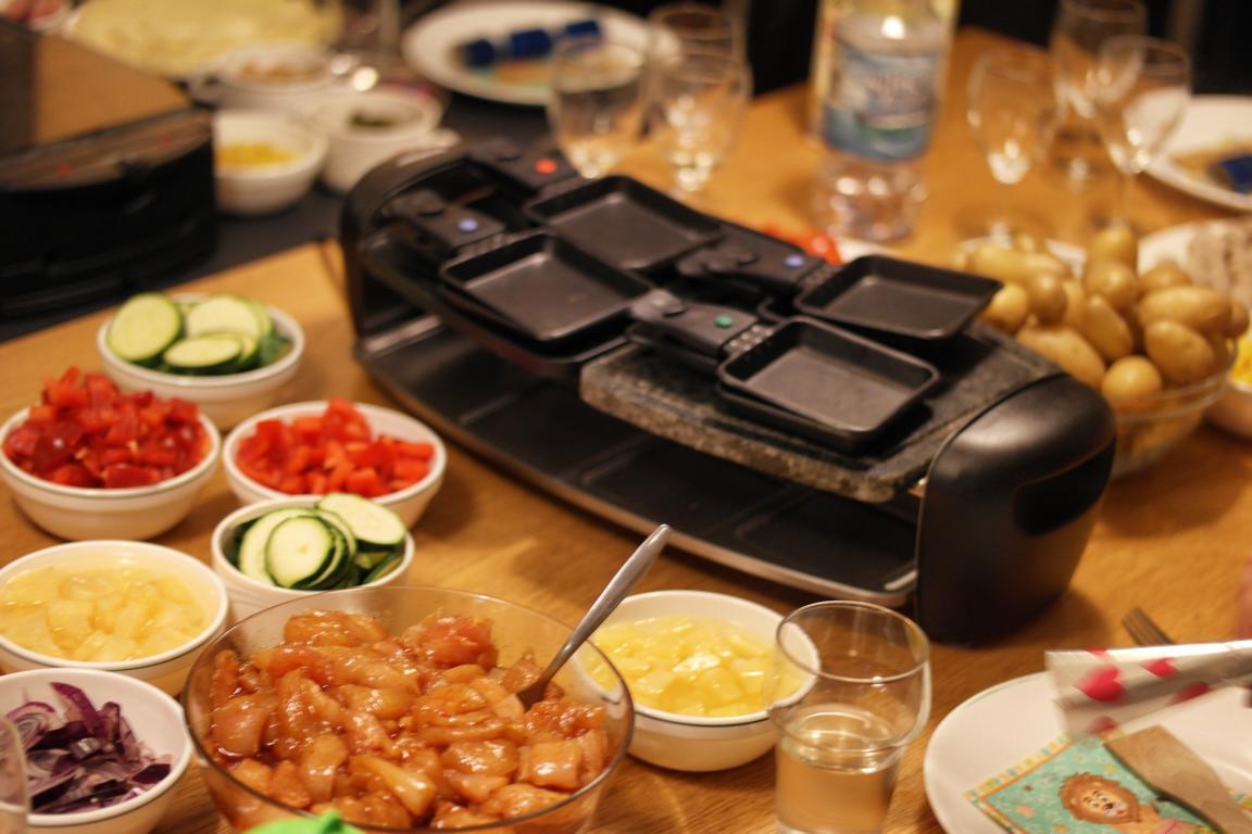 Silvester-Reiseziele in der Natur - Raclette