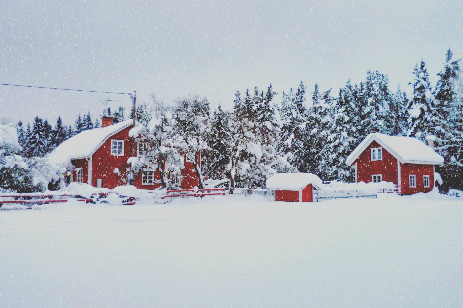 Silvester-Reiseziele in der Natur - Silvester im Schnee